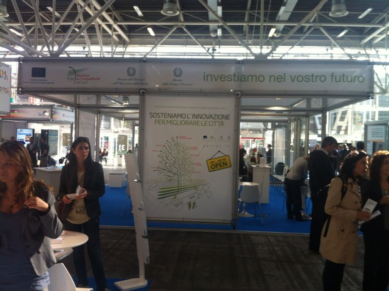 Smart City Exhibition (16 ottobre)