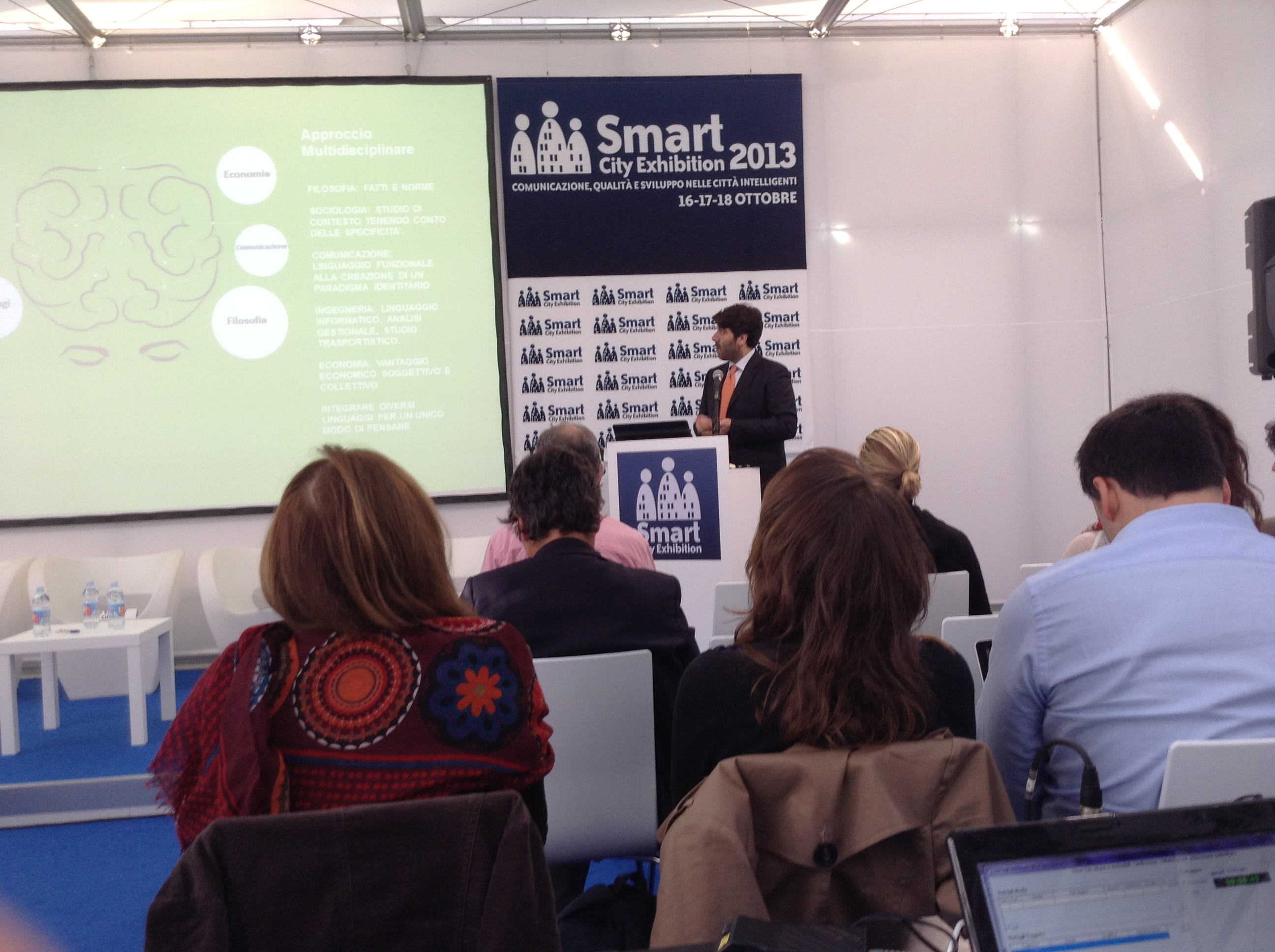 Smart City Exhibition (17 ottobre)